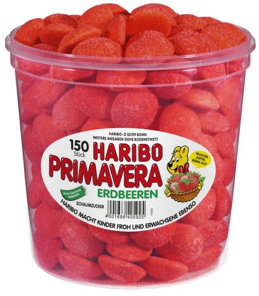 Haribo; Primavera; Erdbeeren; Dose;
