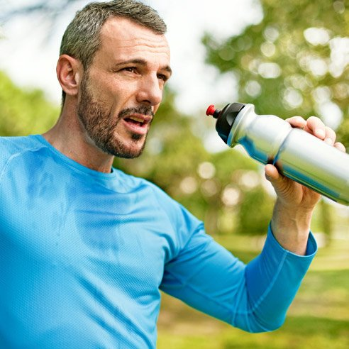 Double-heart magnesium storage during sport