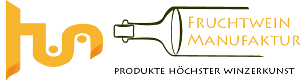 The fruitwine manufaktur logo