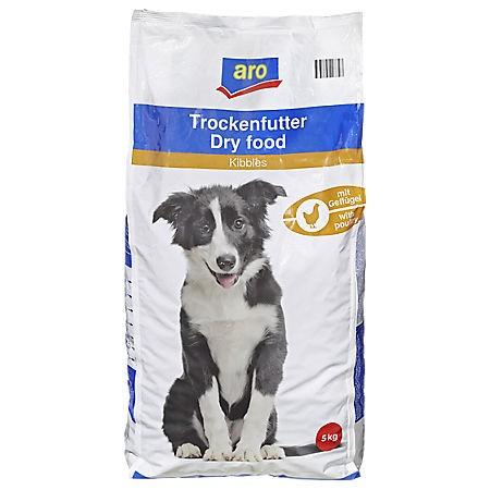 ARO Hundefutter Geflügel, 5kg Beutel
