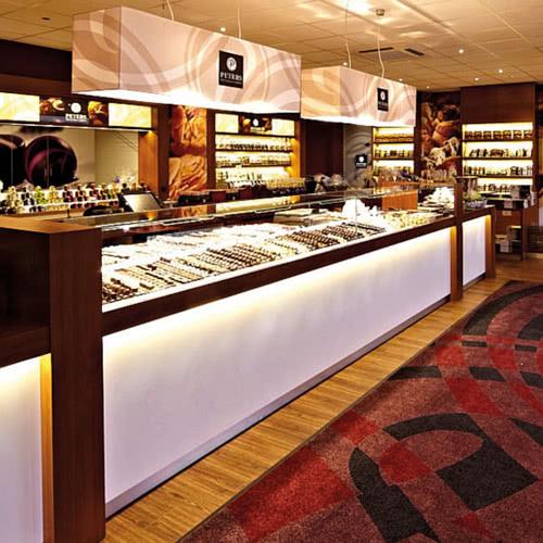 2011 neuer Flagship store eröffnet