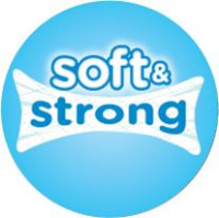 Pampers soft & strong