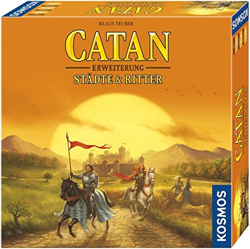 Catan - Expansion Cities & Knights 3-4 Players