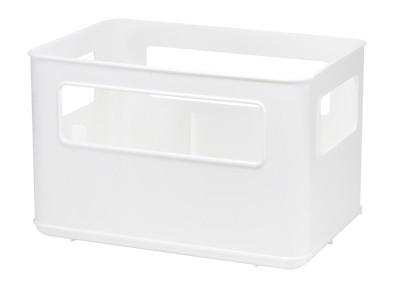 Caja NUK blanca, para 6 botellas