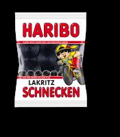Haribo Lakritzschnecke