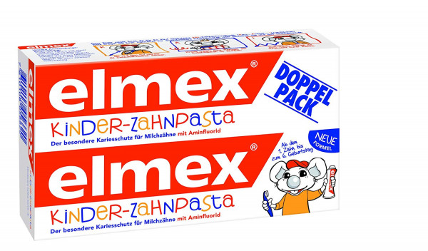 Elmex children's toothpaste from 1st tooth to 6th birthday, 50ml