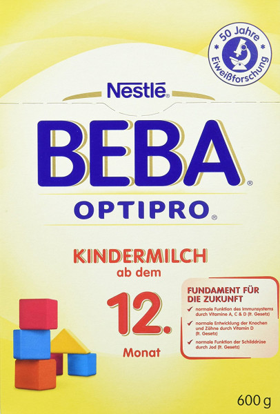 Beba Pro 1Plus Kindermilch