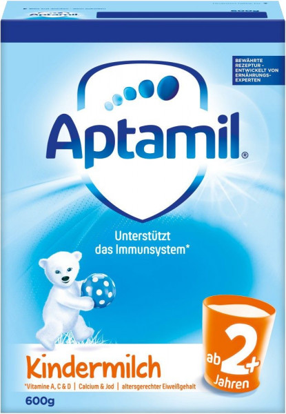 Aptamil children's milk 2+ from the 2nd year, 600g