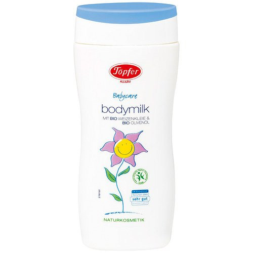 Potter babycare Bodymilk 200ml