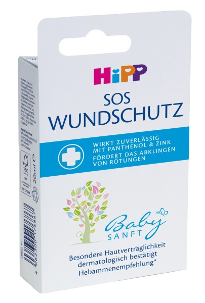 Hipp Baby Soft SOS Wound Protection 20ml