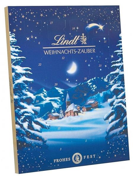 Lindt & Sprüngli Calendrier de l'Avent magique de Noël, 265g