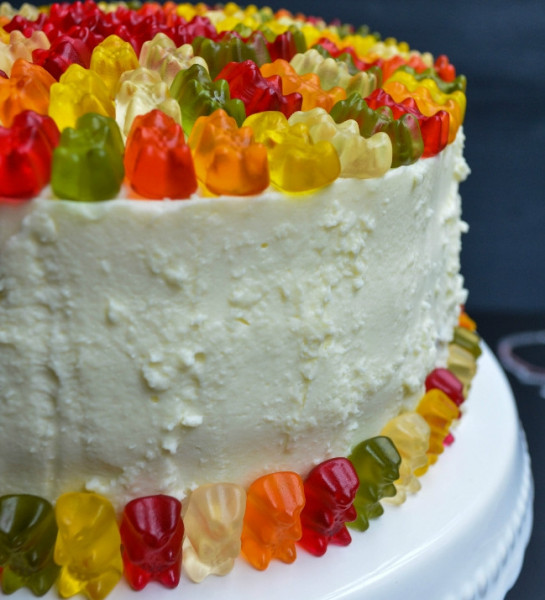Haribo Golden Bear Cake