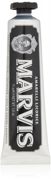 Marvis Zahncreme Amarelli Licorice, 75ml