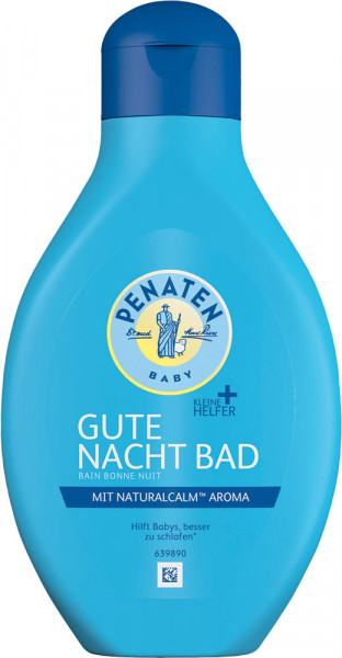 Penaten Little Helper Good Night Bath, with Naturalcalm Aroma, 400ml