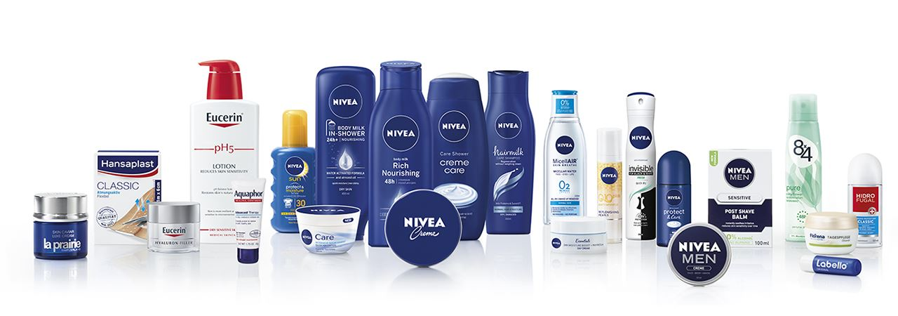 Beiersdorf products