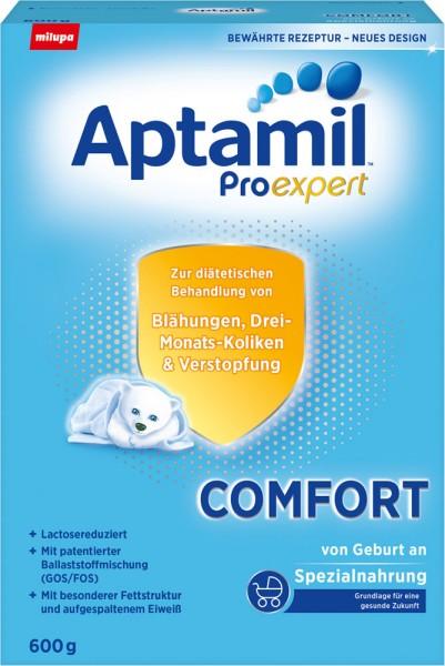 Aptamil ProExpert Comfort ab dem 1. Fläschchen
