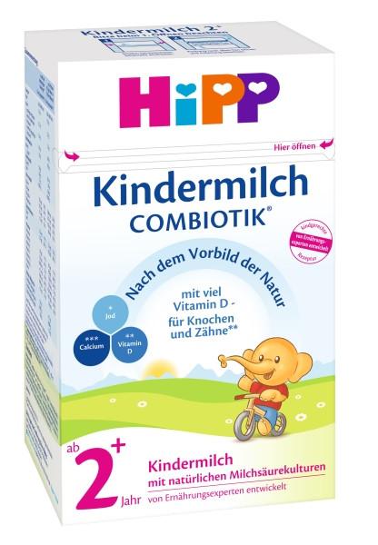 Hipp Kindermilch Combiotik 2+ ab 2 Jahren, 600g
