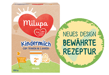 Milumil children's milk 2+
