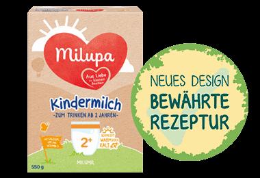 Milumil lait pour enfants 2+ Milumil