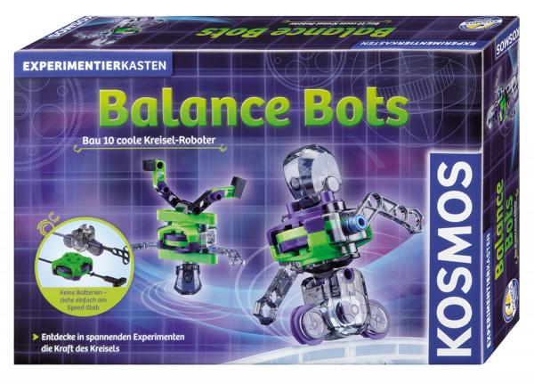Balance Bots Verpackung Vorderseite