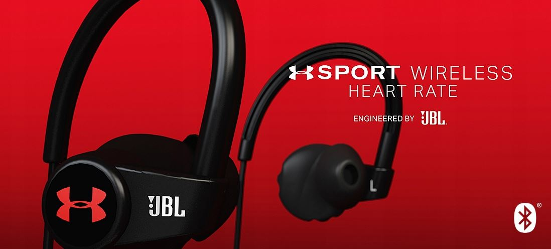 JBL Under Armour - latido del corazón inalámbrico en Schafi-Shop