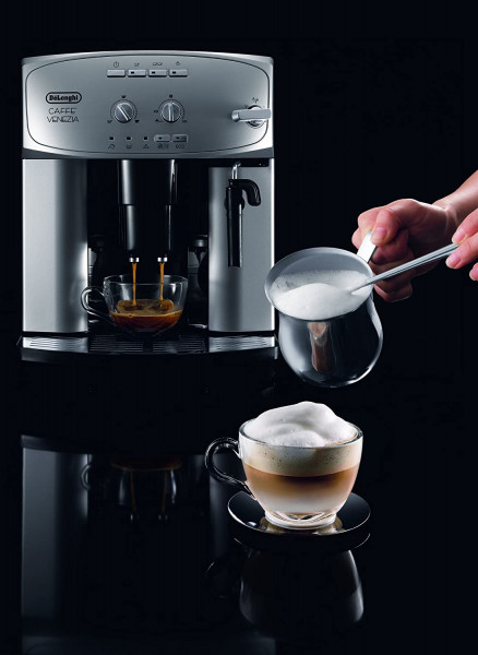 De'Longhi Emotions picture with Caffe Venezia and Cappuccino